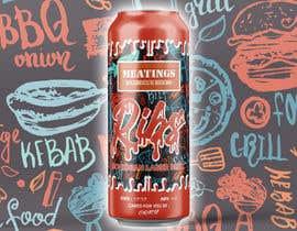 #12 for Design craft beer label for barbecue restaurant af Billdes