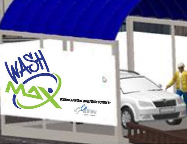 Contest Entry #                                        13                                      for                                         Car wash logo design