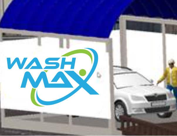 Contest Entry #                                        18                                      for                                         Car wash logo design