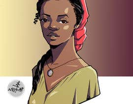 #38 untuk Design a character - ongoing work offered oleh amohmmeda7
