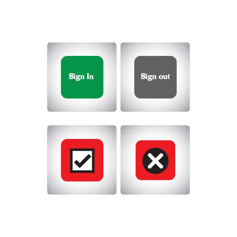 Bài tham dự cuộc thi #                                        32                                      cho                                         Graphic Design , an Icon set images to make GIF based animated UX Buttons.