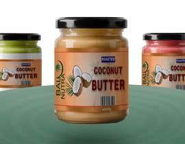 #58 for Food Label design (4 x flavors of Butter, Almond, Peanut, Cashew, Original) af romenkhan