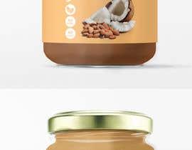 #32 for Food Label design (4 x flavors of Butter, Almond, Peanut, Cashew, Original) af pawangupta940