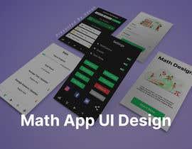 #18 untuk Make a Design for a Math Application oleh VanshRastogi52
