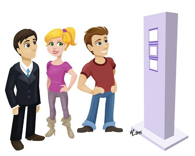 Contest Entry #                                        5                                      for                                         J'ai besoin d'une conception graphique créer une illustration produit