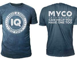 #152 untuk High IQ T-Shirt Design Contest oleh rajibislam0003