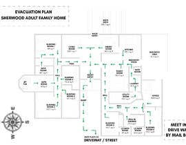 #43 for Draw a professional floor plan from a hand drawing by ArqSebastianMora