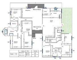 #41 for Draw a professional floor plan from a hand drawing by RobiKarim03