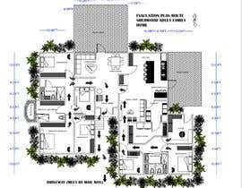 #34 for Draw a professional floor plan from a hand drawing by Ferupe