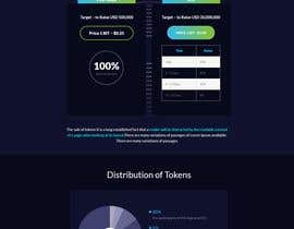 #43 for Design Website for Crypto Coin by ha4168108