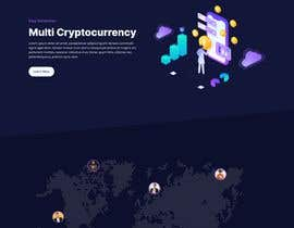 #48 for Design Website for Crypto Coin by freelancerimra59