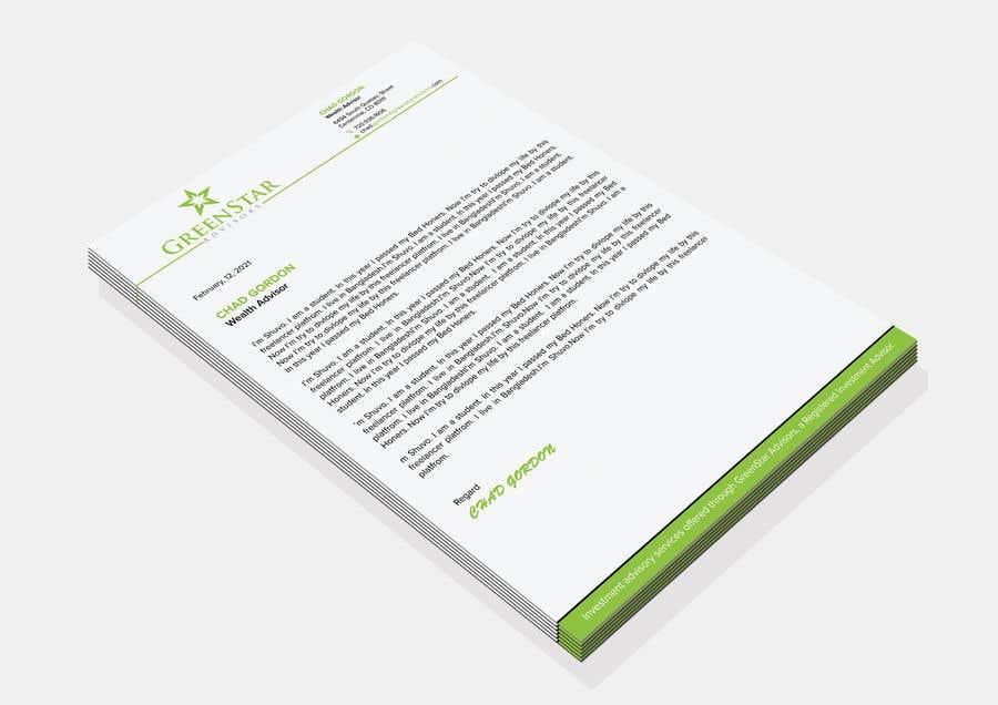 "Penyertaan Peraduan #                                        102                                      untuk                                         Design a Letterhead, Agenda, Microsoft Word ""Style Set"""
