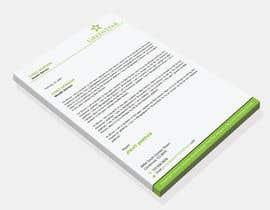 "#159 untuk Design a Letterhead, Agenda, Microsoft Word ""Style Set"" oleh Shuvo4094"