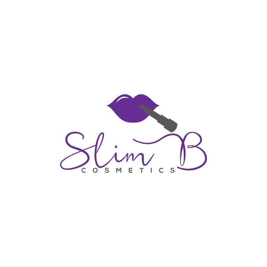 Bài tham dự cuộc thi #                                        29                                      cho                                         Logo for cosmetics brand Slim B Cosmetics