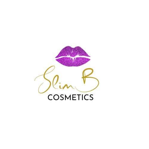 Bài tham dự cuộc thi #                                        38                                      cho                                         Logo for cosmetics brand Slim B Cosmetics