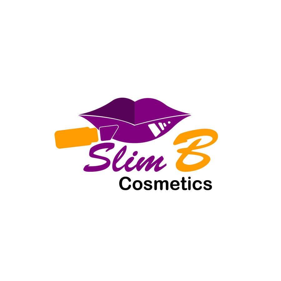 Bài tham dự cuộc thi #                                        32                                      cho                                         Logo for cosmetics brand Slim B Cosmetics