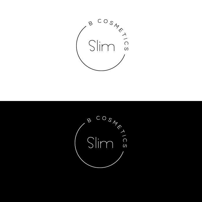 Bài tham dự cuộc thi #                                        33                                      cho                                         Logo for cosmetics brand Slim B Cosmetics