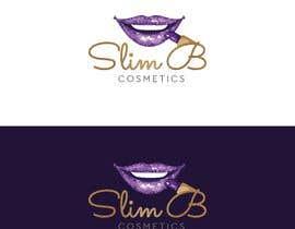 #41 cho Logo for cosmetics brand Slim B Cosmetics bởi xexexdesign