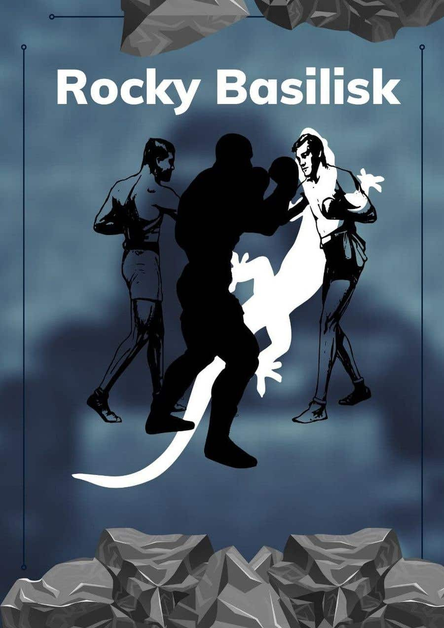 Contest Entry #                                        25                                      for                                         Rocky's Basilisk movie poster