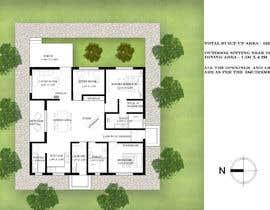 Nro 36 kilpailuun Home Floor Plan käyttäjältä suyashnikam1995
