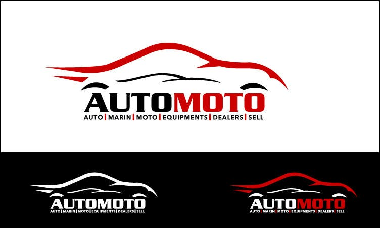 Konkurrenceindlæg #                                        35                                      for                                         Design a Logo for automoto classified