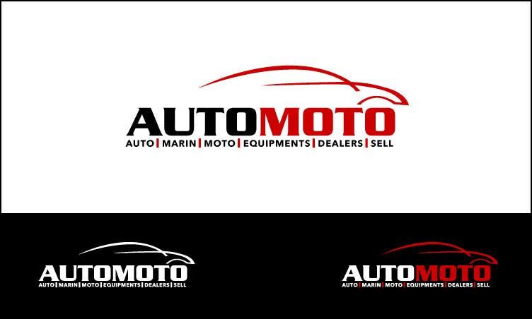 Konkurrenceindlæg #                                        38                                      for                                         Design a Logo for automoto classified