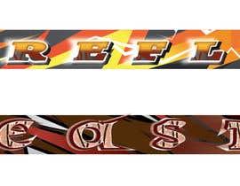 #8 for Design an Archery Arrow Wrap by widyaguna