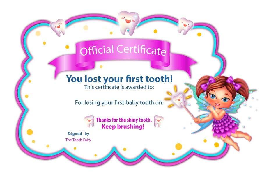 Penyertaan Peraduan #                                        41                                      untuk                                         Draw a cute fairy and make a fairy certificate