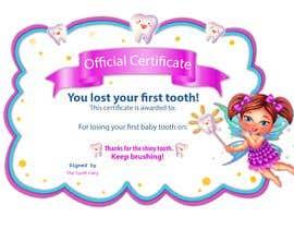 #41 untuk Draw a cute fairy and make a fairy certificate oleh Rehabkamal251