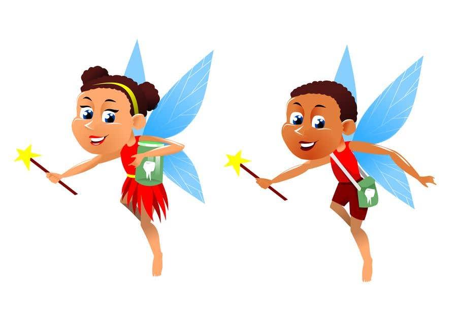 Penyertaan Peraduan #                                        78                                      untuk                                         Draw a cute fairy and make a fairy certificate