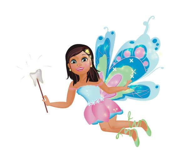 Penyertaan Peraduan #                                        54                                      untuk                                         Draw a cute fairy and make a fairy certificate