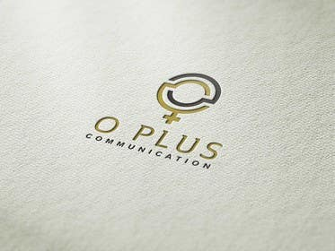 Nro 13 kilpailuun Design a Logo for O Plus Communication käyttäjältä mohammedkh5