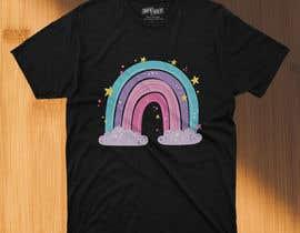 Nro 84 kilpailuun Graphic Design for Kid's TShirt käyttäjältä asifhassansabbir