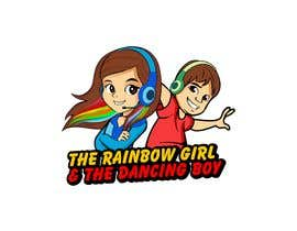 #48 for The Rainbow girl & the dancing boy by artdjuna