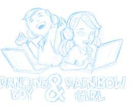 #26 for The Rainbow girl & the dancing boy by cheegeet
