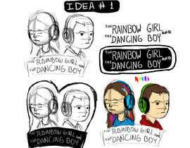 #11 for The Rainbow girl & the dancing boy by ReiezJ