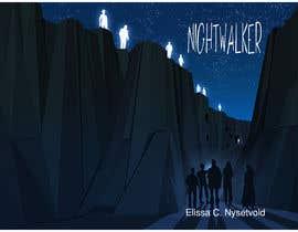 nº 218 pour Nightwalker Cover Art - Spooky YA Fantasy par diaco80