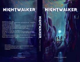 nº 353 pour Nightwalker Cover Art - Spooky YA Fantasy par mkrathod51