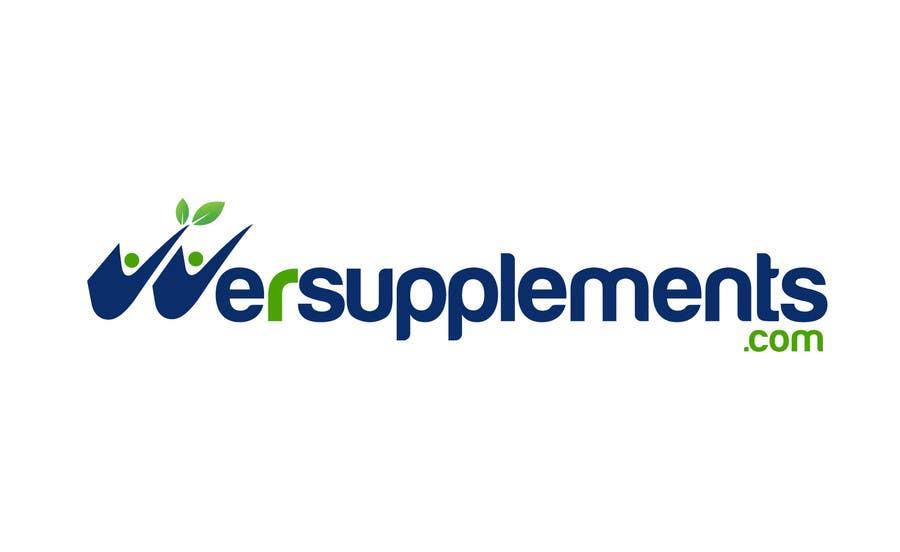 Inscrição nº 161 do Concurso para Design a Logo for wersupplements