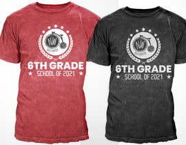 #62 untuk Northwood class of 2021 t shirt design oleh riaz00787