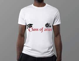 #17 untuk Northwood class of 2021 t shirt design oleh shantakhondokar