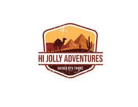 #126 untuk Logo - Off Road UTV Side By Side Logo, Arizona Desert, Pine Trees, Cactus Mountains, camels pyramids. oleh munmun87