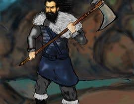 Nro 18 kilpailuun Create an Viking Image käyttäjältä Nanaravi92