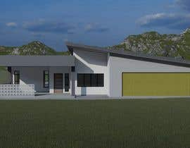 #6 para 3D House Render por itsmanishmanu