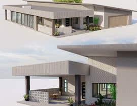 #17 para 3D House Render por itsmanishmanu