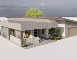 #18 para 3D House Render por itsmanishmanu