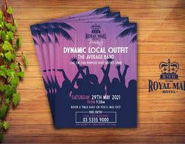 #9 for Flyer & Facebook Event cover for Music Event by mijan783661