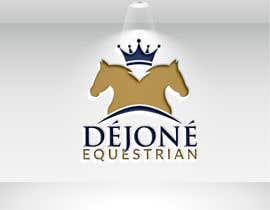 #228 для New Logo for a Equestrian Brand от Moniroy