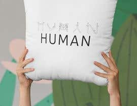 #26 untuk We need a vector illustration of the word 'HUMAN' made out of people oleh sifteara