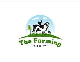"#273 untuk Design a Logo for a ""Organic Farming Company"" oleh azharbeg"